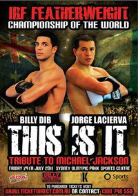 Watch Billy Dib vs Jorge Lacierva Live Boxing Fox Sports Streaming Online IBF Featherweight Title Broadcast on pc|Boxing 12 Round IBF Featherweight