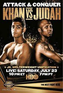 Watch Amir Khan vs Zab Judah Live Boxing HD Video Fox Stream Online HBO 12 Round 23 July From Las Vegas