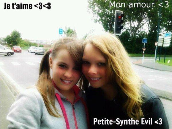 Axelle et moi