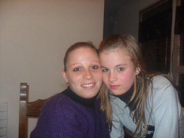 Avec ma maman
