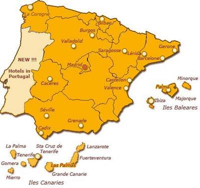 cArte Espagne / ibizA   TOUT SUR LE MONDE D'IBIZA !!!