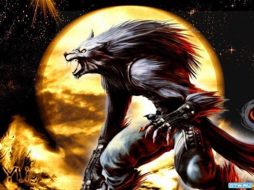Maxime le vampire loup garou