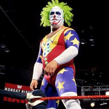 RIP  Doink the Clown ♥