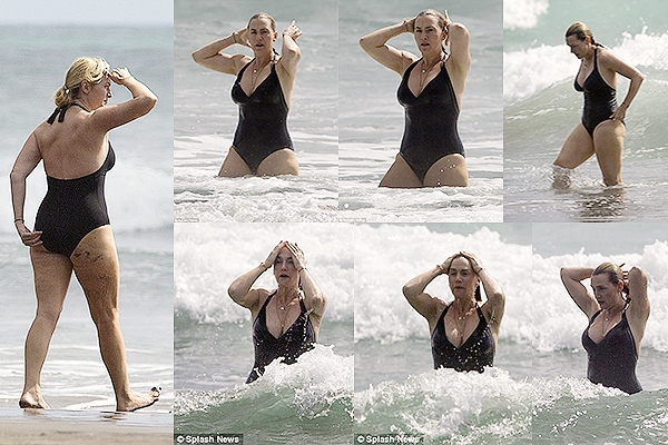 Candids » 2015 » 11 Jan' - At the Beach.