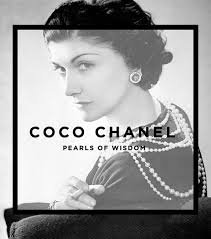 Citation de Coco Chanel !