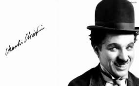 Citation de Charlie Chaplin !