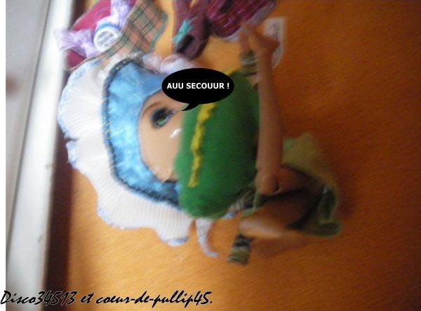 Voici la suite mtn des photos chez coeur-de-pullip45 malgrès la pause =) !!