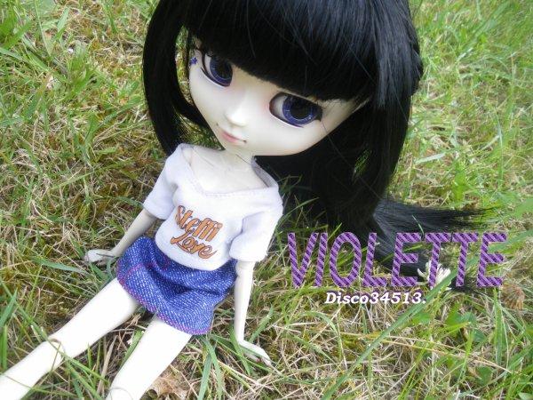 Violette ❤.