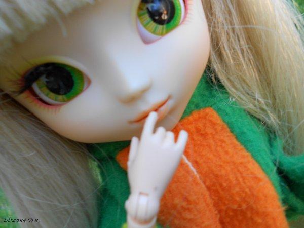 Carla et son obitsu ♥