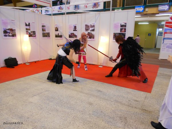 Japan expo centre 2012 - 2ème édition ♥