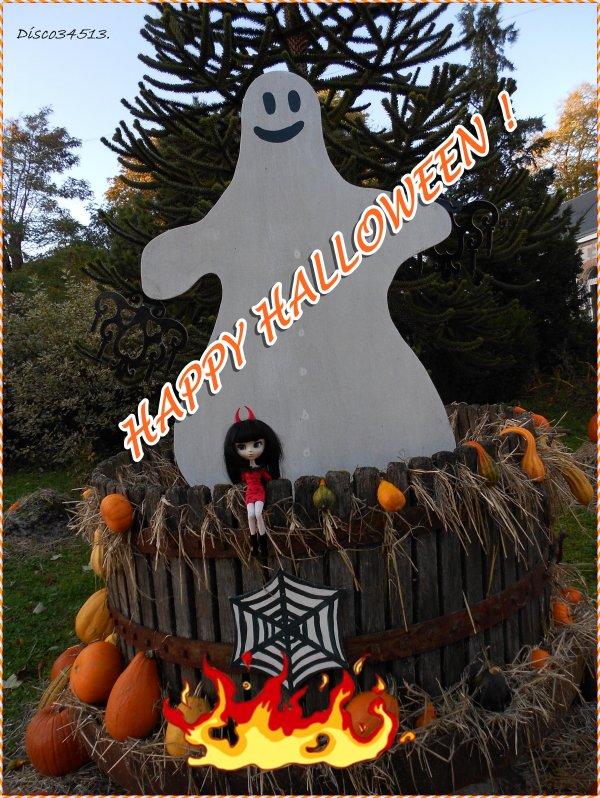 Happy Halloween ! Bonus : ^^