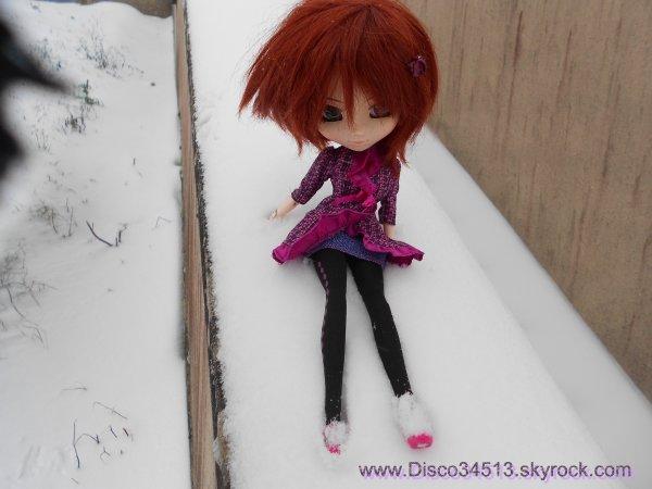 30 cm de neige = Photos ! :D (1)
