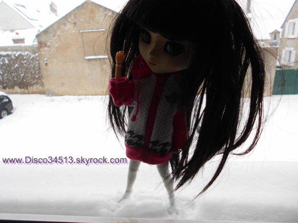 30 cm de neige = Photos ! :D (2)