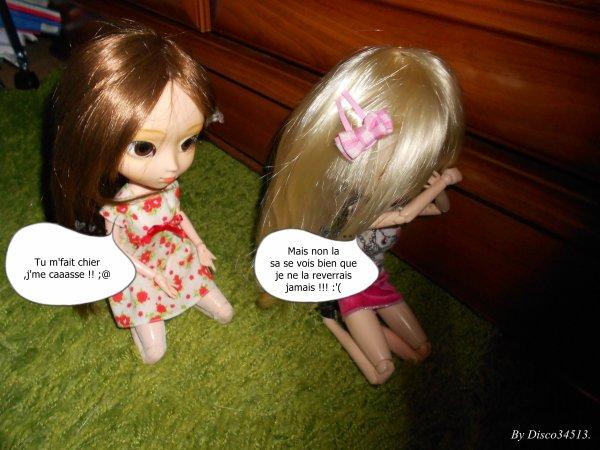 Photostory - La deprimation de Carla & moi x'D. (1)
