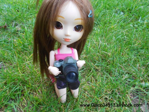 Achats + photos ^.^
