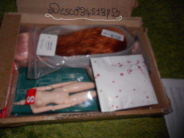 Colis jolie doll =) !
