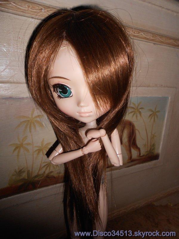 Marion avec la wig de Nina ^_^
