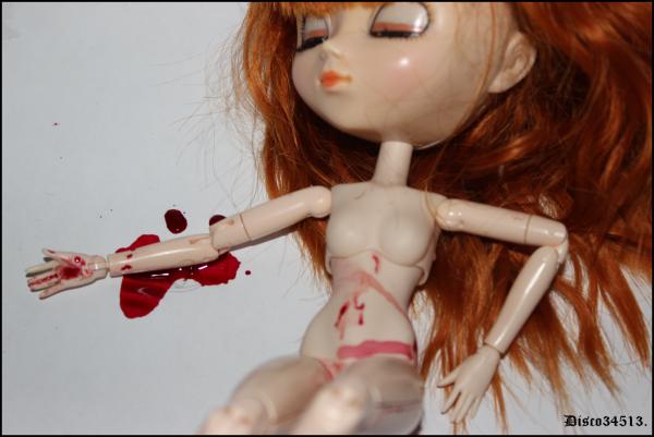 ~ Satine : Horreur ~