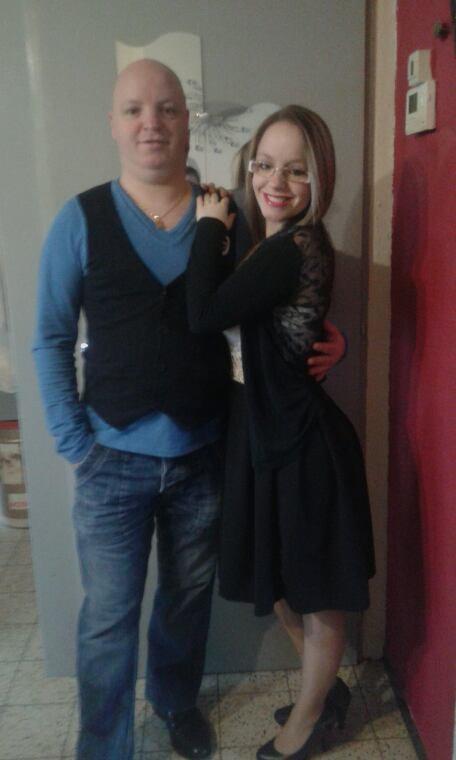 Le papa et la fille