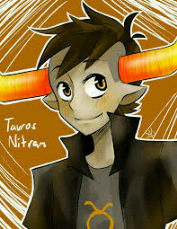 Presentation troll (descendant): Tavros Nitrame