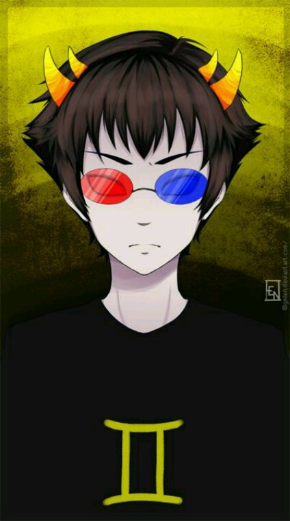 Presentation troll (descendant): Sollux Captor
