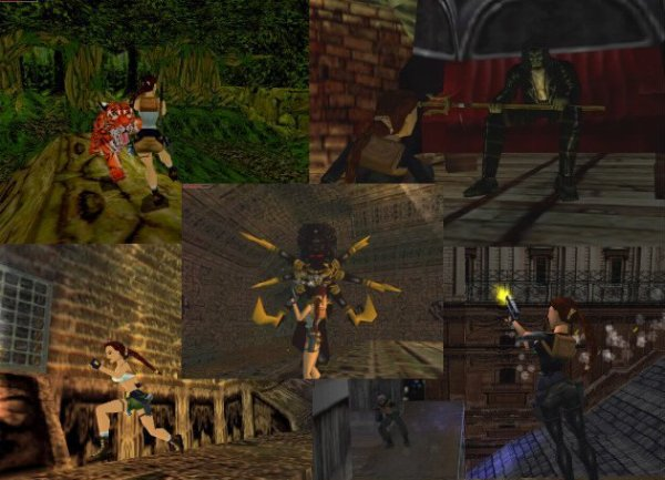 Tomb Raider III : Les Aventures de Lara Croft - 1998