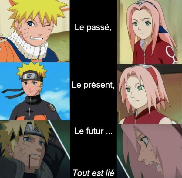 Ma Fanfiction : Naruto (2013-2015)