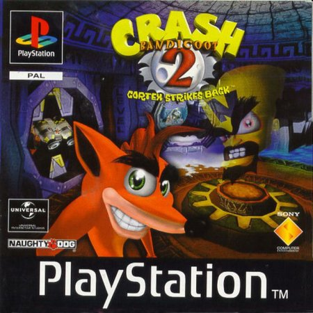 Crash Bandicoot 2 : Cortex Strikes Back - 1997