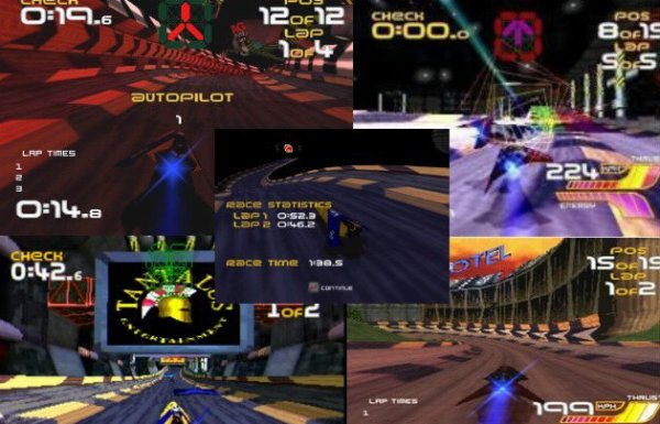 WipEout 2097 - 1997