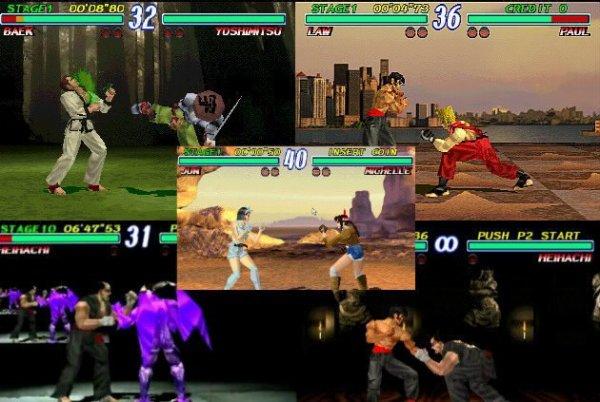Tekken 2 - 1996