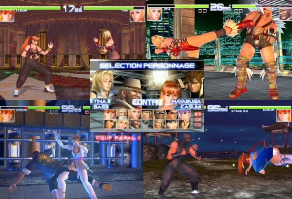 Dead or Alive 2 - 2000