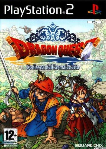 Dragon Quest VIII : L'Odyssée du Roi Maudit - 2006