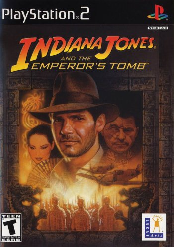 Indiana Jones et le Tombeau de l'Empereur - 2003