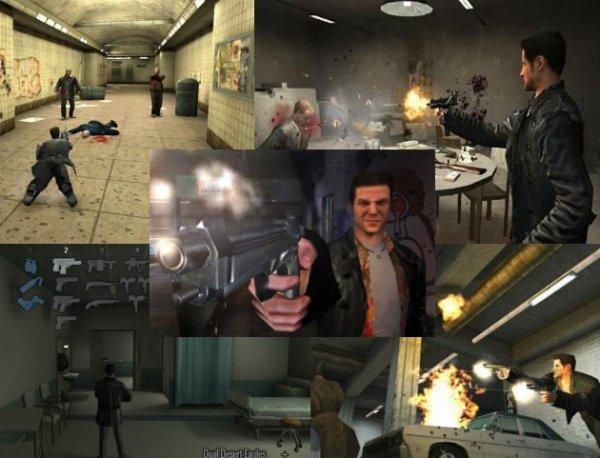 Max Payne - 2001