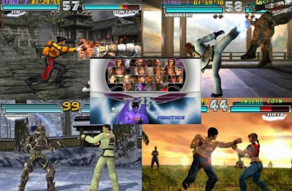 Tekken Tag Tournament - 2000
