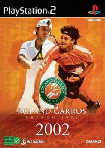 Roland Garros 2002 - 2002
