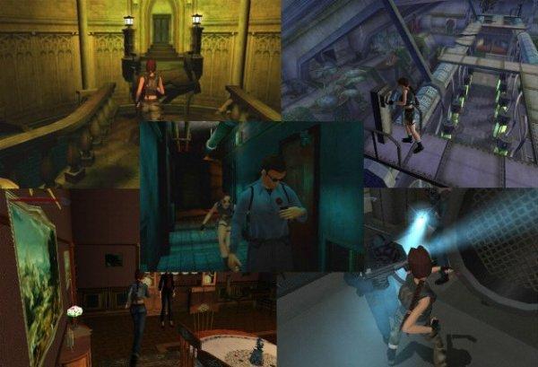 Tomb Raider : L'Ange des Ténèbres - 2003