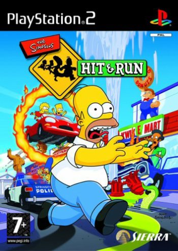 The Simpsons : Hit & Run - 2003