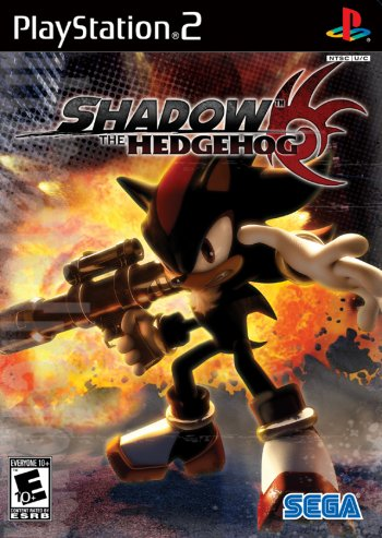 Shadow the Hedgehog - 2005