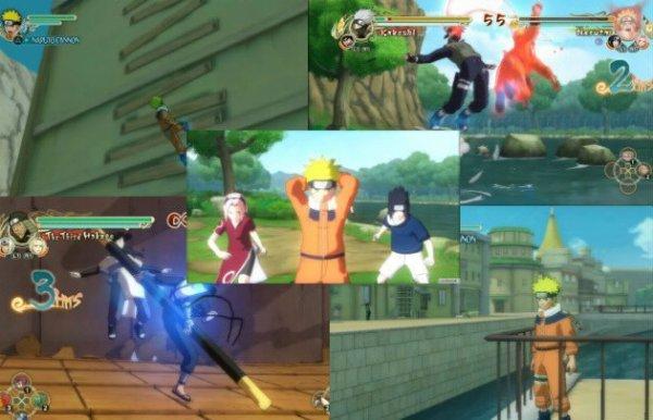 Naruto : Ultimate Ninja Storm - 2008