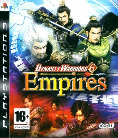 Dynasty Warriors 6 : Empires - 2009