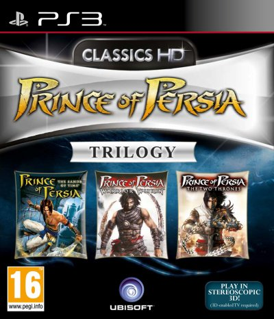 Prince of Persia Trilogy - 2010