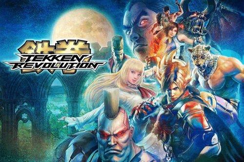 Tekken Revolution - 2013