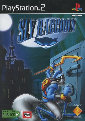 Sly Raccoon - 2002