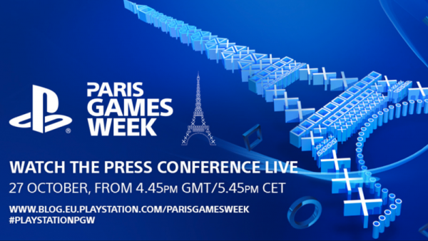 Conférence Playstation (Paris Games Week 2015)