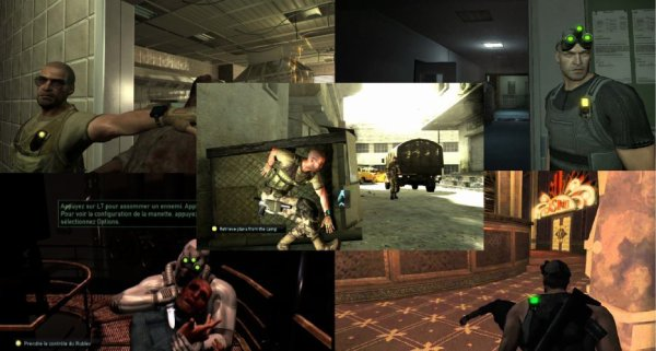 Splinter Cell : Double Agent - 2006