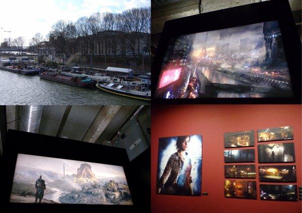 Paris ( Mars 2016 )