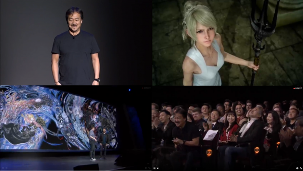 Uncovered Final Fantasy XV ( 31 Mars 2016 )