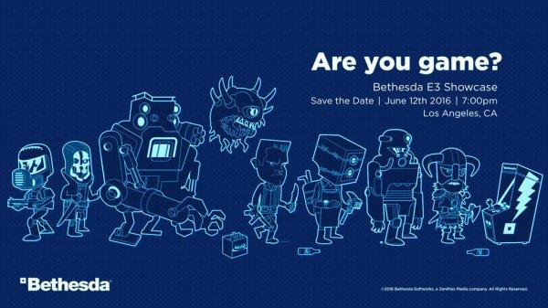 E3 2016 ( N°2 Bethesda )