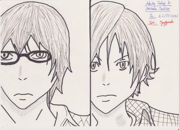 Anime / Manga : Bakuman